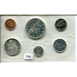 1966 CNDN PROOF SET (6 PCS)