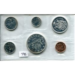 1963 CNDN PROOF SET (6 PCS)