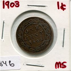 1903 CNDN LARGE PENNY