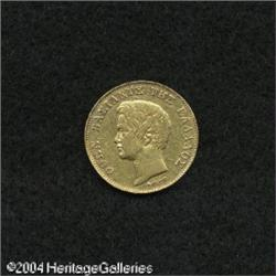 Greece. Otto of Bavaria gold 20 Drachmai 1833, KM21, VF-XF, Otto of Bavaria gold 20 Drachmai 1833,