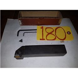 Tool Holder (same inserts as lot 178)