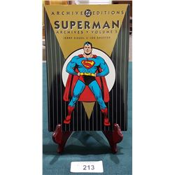 SUPERMAN ARCHIVES VOLUME 5 HARDCOVER COMIC BOOK $49.95