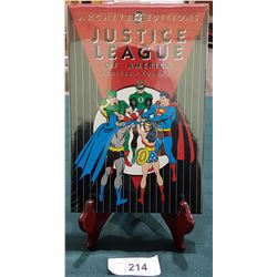 JUSTICE LEAGUE OF AMERICA ARCHIVES VOLUME 8 HARDCOVER COMIC BOOK $49.95