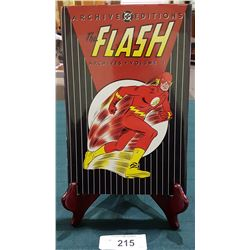 THE FLASH ARCHIVES VOLUME 1 HARDCOVER COMIC BOOK $49.95