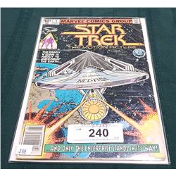 VINTAGE COLLECTIBLE STAR TREK THE MOTION PICTURE $0.40 COMIC