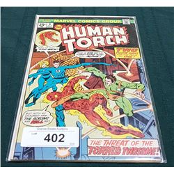 VINTAGE THE HUMAN TORCH $0.25 COMIC