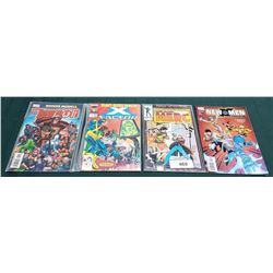4 VINTAGE COLLECTIBLE COMICS