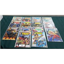 14 VINTAGE COLLECTIBLE ULTRAVERSE PRIM $1.50-$3.50 COMICS