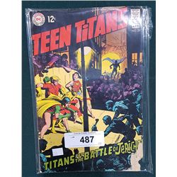 VINTAGE TEEN TITANS $0.12 COMIC