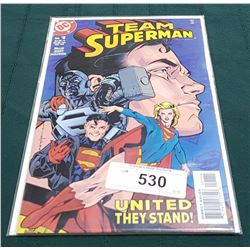 VINTAGE TEAM SUPERMAN NO.1 $2.95 COMIC