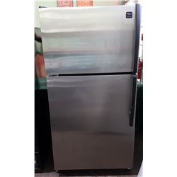 WHIRLPOOL IMPERIAL SERIES STAINLESS STEEL FRIDGE