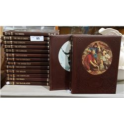 17 VOLUMES OF THE TIME LIFE OLD WEST SERIES