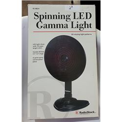 SPINNING LED GAMMA LIGHT IN BOX