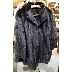 LADIES MINK FUR JACKET