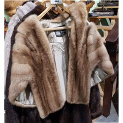 LADIES FUR STOLE