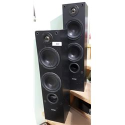 PAIR OF VINTAGE MERAK SPEAKERS