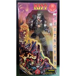LIMITED EDITION KISS GENE SIMONS DESTROYER ACTION FIGURE