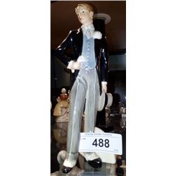 "GOEBEL ""WAITING FOR HIS LOVE"" FIGURINE"