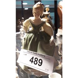"ROYAL DOULTON ""FAIR MAIDEN"" FIGURINE"