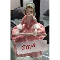ROYAL DOULTON BO-PEEP FIGURINE