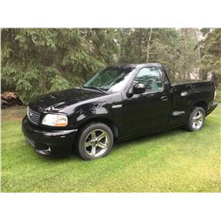 2004 FORD LIGHTNING F150 5.4 SUPERCHARGED