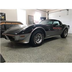 1978 CHEVROLET CORVETTE INDY 500 PACE CAR 25TH ANNIVERSARY CORVETTE 28000 ORIGINAL MILES
