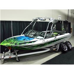 2006 EAGLE E6 ALUMINUM JET BOAT ONLY 178 HOURS
