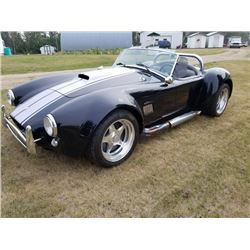 1966 SHELBY COBRA AC STUNNING SHOW CAR