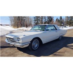1966 FORD THUNDERBIRD TWO DOOR HARDTOP