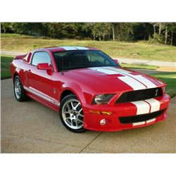 2007 SHELBY GT500 STUNNING LOW MILE SUPER CAR FASTBACK