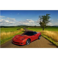 2011 CHEVROLET CORVETTE LS9 ZR1 760 HP ONLY 7900 KM