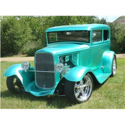 1930 FORD MODEL A! STUNNING!