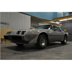 1979 PONTIAC TRANS AM  10TH ANNIVERSARY SPECIAL EDITION WITH DOCUMENTATION