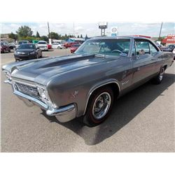 1966 CHEVROLET IMPALA SS SUPER SPORT 396 BIG BLOCK