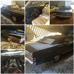 NO RESERVE 1969 PLYMOUTH SPORT FURY CONVERTIBLE