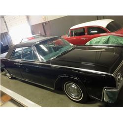 NO RESERVE! 1963 FORD LINCOLN CONTINENTAL