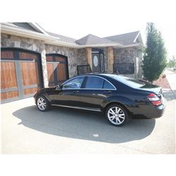2008 MERCEDES BENZ S450 4 MATIC