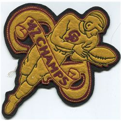 FOOTBALL CHAMPIONSHIP PATCH (CP) *1942*