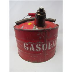 GASOLINE CAN (WITH SPOUT)