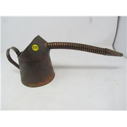 COPPER LOOK VESSEL WITH SPOUT (GENERAL STEEL WARES)