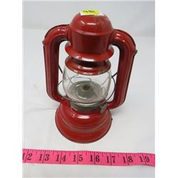 SMALL RED LANTERN (LINEMAR TOYS) *BATTERY OPERATED*
