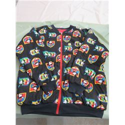 """COAT (MICKEY MOUSE LIMITED EDITION-ONE SIZE) *36"""" WAIST, 20 INCH SLEEVES, 27 INCH SHOULDERS*"""