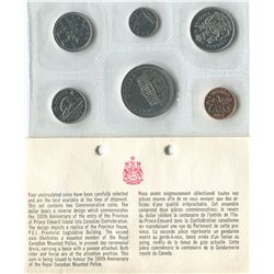 PROOF SET CANADIAN COINS (1973 1 CENT TO 1$) *CANADIAN MINT UNC*