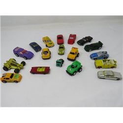 LOT OF TOY VEHICLES (MATCHBOX, TOYMAX, HOTWHEELS, HUSKY, KIDCO) *VINTAGE*