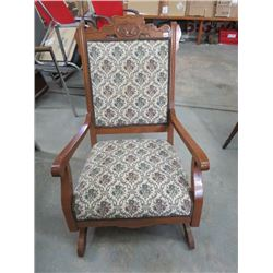 ROCKING CHAIR (ANTIQUE)
