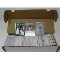 LOT OF HOCKEY CARDS (UD VARIOUS YEARS, SERIES 1, CANVAS, CHAMPS, MASTERPIECE, SILVER, SKATES, ROOKIE