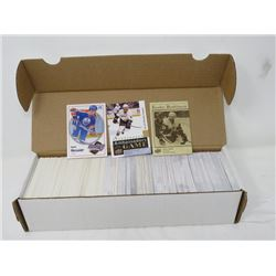 LOT OF HOCKEY CARDS ( UD SERIES 1 AND 2, 17, 18, 16/17,15/16,14/15,13/14, MORE)