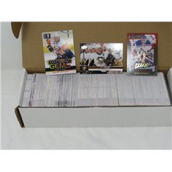 LOT OF HOCKEY CARDS ( UD 12/13, 14/15, SERIES 1, 09/10 SERIES 2)