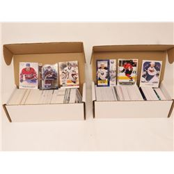 LOT OF HOCKEY CARDS (VICTORY ROOKIES, PANINI CONTENDERS, CROWN ROYAL, TITANIUM, BETWEEN THE PIPES, P