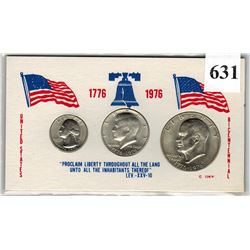 1976 US BI-CENTENNIAL COIN SET